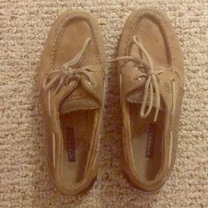 Sperry 6.5 Women's Boat shoes